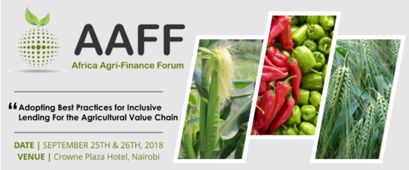 Africa Agri-Finance Forum | AAFF 2018